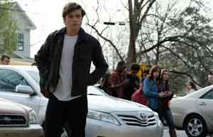 "Scene from the movie ""Love Simon"""