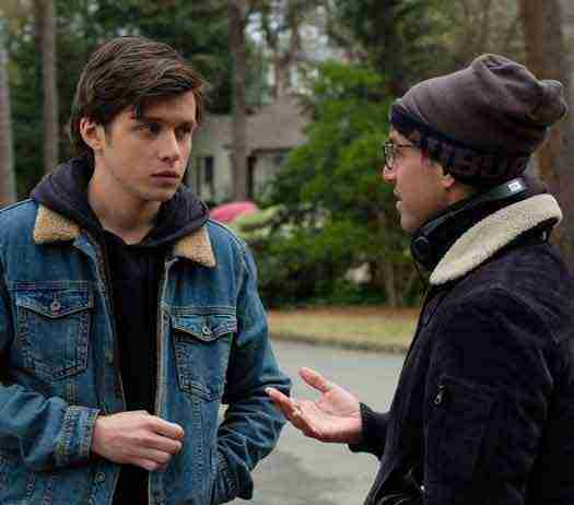 "Scene from the movie ""Love, Simon"""