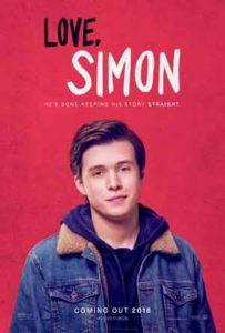 "The movie ""Love Simon"""