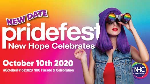 New Hope Celebrates promo 2020