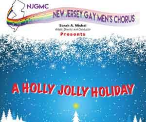 NJ Gay Men's Chorus banner ad