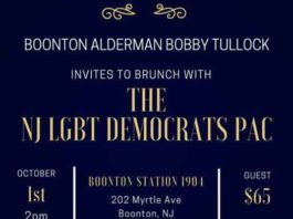 NJ LGBT Democrats fundraiser in Boonton, NJ