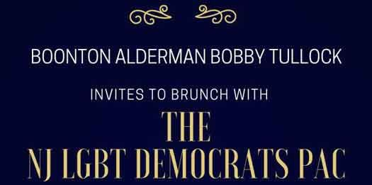 NJ LGBT Democrats fundraiser in Boonton, NJ