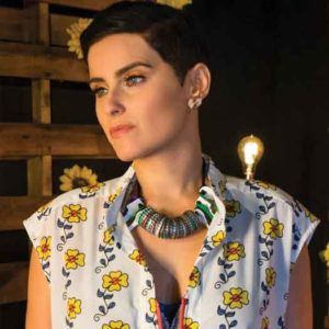 NYC Pride brings Nelly Furtado to the City. Photo by Ben Guzman.