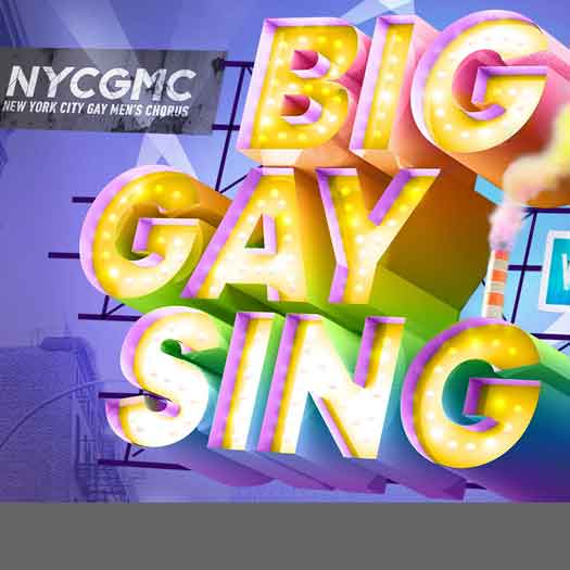 Big Gay Sing 86