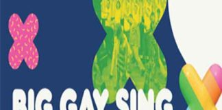 "New York City Gay Men's Chorus ""Big Gay Sing"""