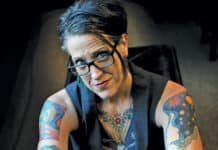 Nadia Bolz-Weber is pastor of the House for Sinners and Saints