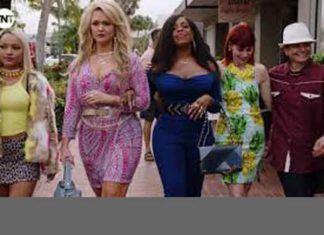 "Neicy Nash on ""Claws"" TV series on TNT"