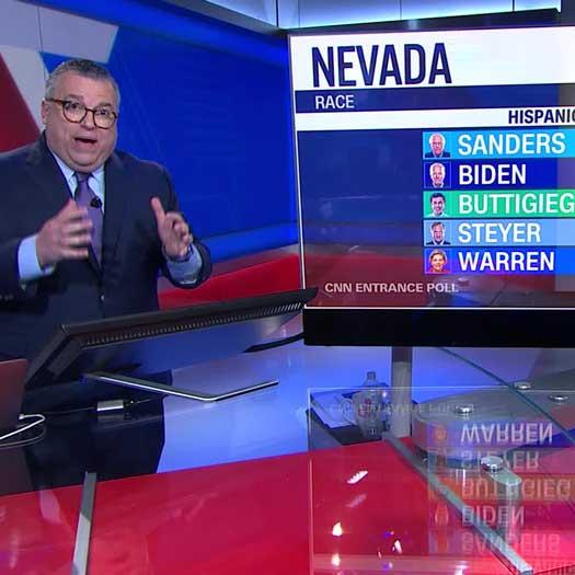 Nevada Democratic caucus 2020 decision on CNN