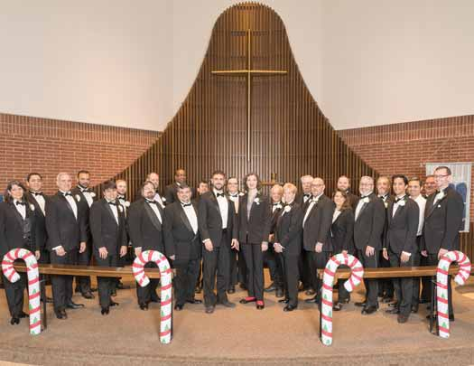 New Jersey Gay Men's Chorus presents their holiday concert
