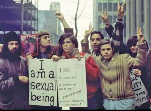 New York City Stonewall Archives photo