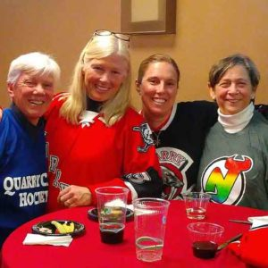 NJ Devils Hockey LGBT Pride night on 2-27-17 photo by Jai Quinlan