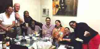 Newark LGBTQ Center Board for 2017