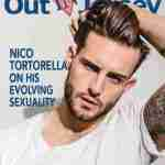 The cover of Out In Jersey magazine for August/September 2017