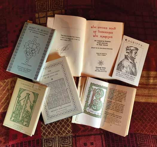 Daniel J. Driscoll and his Heptangle Press limited edition books