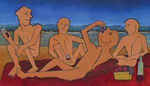 """The picnic"" by Ramon Robledo"
