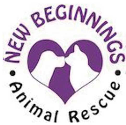 New Beginnings Animal Rescue logo