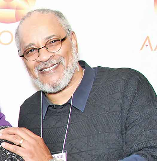 Gary Paul Wright of the African American Office of Gay Concerns in Newark