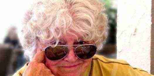 Patricia Nell Warren photo by John Selig