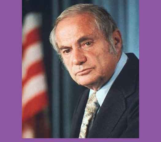 Pennsylvania Governor Milton Shapp