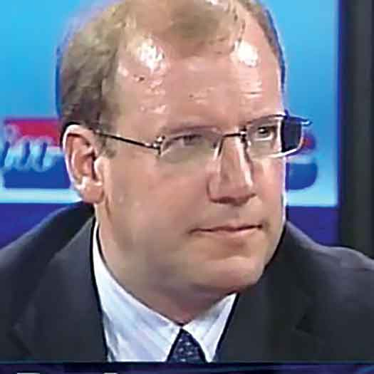 Peter LaBarbera of Americans for Truth on TV in 2016