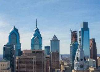 Philadelphia skyline view is courtesy of Visit Philadelphia