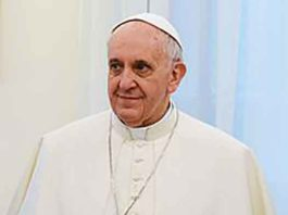 Pope Francis in 2013