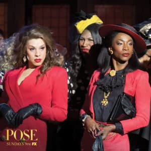 "Scene from ""Pose"""