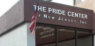 Pride Center of NJ building in Highland Park