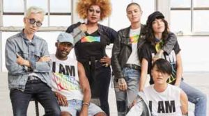 LGBT Pride Items from Levi's 2018 collection