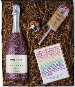 LGBT Pride wine from One Hope Wine