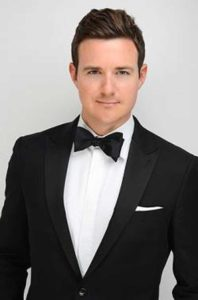 Ryan James Brandau, Artistic Director, Princeton Pro Musica