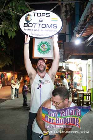 Puerto Vallarta, Mexico LGBT evening fun