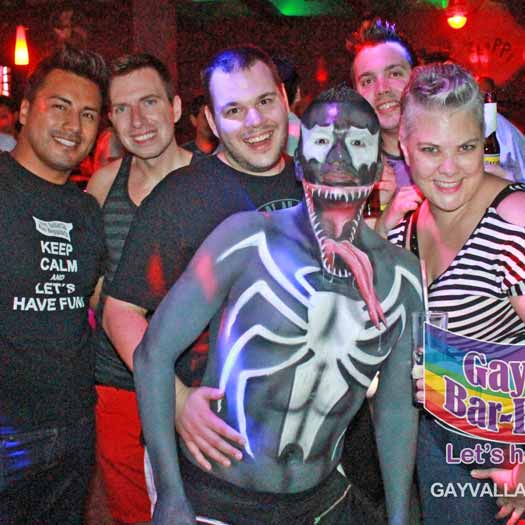 Puerto Vallarta, Mexico LGBT bar hopping photo