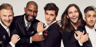 """Queer Eye For The Straight Guy"" cast of 2018 series on Netflix"