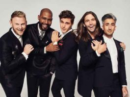 """Queer Eye"" new cast for 2018 reboot"