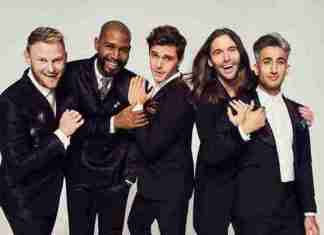 """""""Queer Eye"""" new cast for 2018 reboot"""