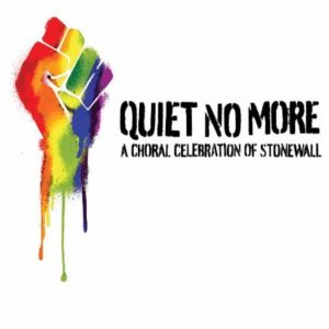 """Quiet No More"" the Love and Resistance concert in Philadelphia June 2019 graphic"