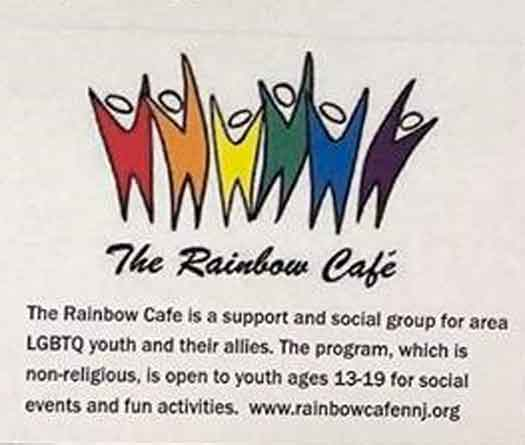 Rainbow Cafe logo