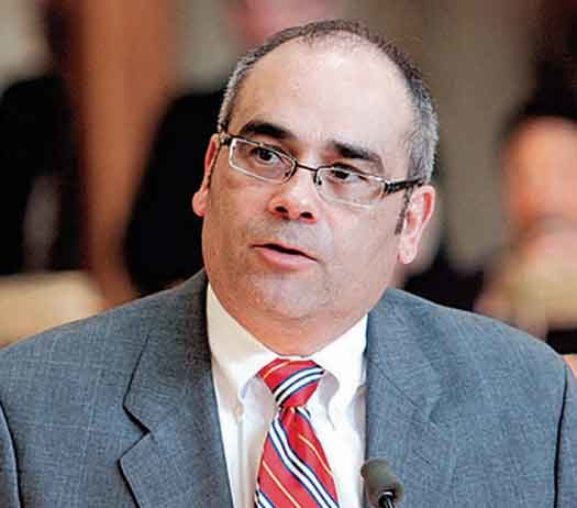 NJ Assemblyman Reed Gusciora was the first NJ State government legislator to be an out politician
