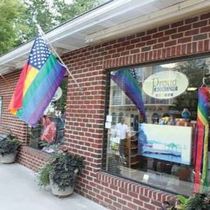 Proud Book Store in Rehoboth Beach