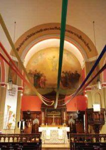 St. Matthew Trinity Church in Hoboken, NJ