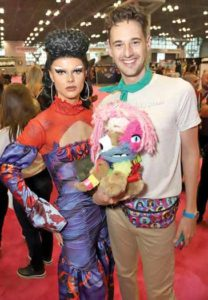 """RuPauls Drag Con"" in New York City"