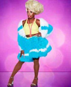"""Monique Heart on """"RuPaul's Drag Race"""""""