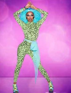 "The Vixen on ""RuPaul's Drag Race"""