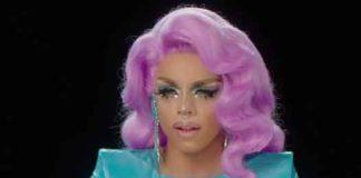 """RuPauls Drag Race"" contestant Aja"