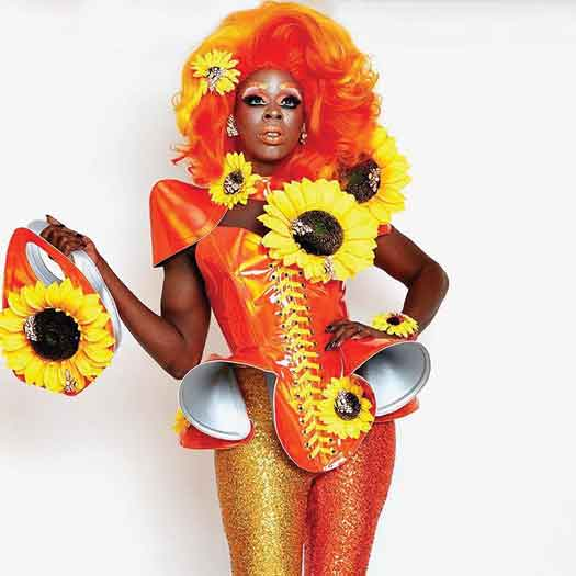 Honey Davenport photo by Magnus Hastings