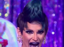 """RuPaul's Drag Race"" contestant Cynthia Lee Fontaine"