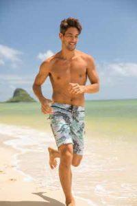 """The """"Aloha-You-Doin"""" Island print"""