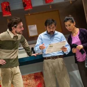 """Salt Pepper Ketchup"" is at Trenton's Passage Theatre"